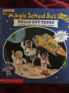 Magic School Bus - Hello OutThere