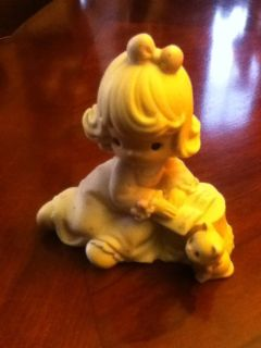 Precious Moments Figurine You Fill The Pages Of My Life