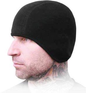 Find Schampa Adult Black Fleece Skullcap motorcycle in Ashton, Illinois, United States, for US $11.95