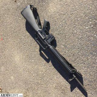 For Sale: Colt Match Target AR15