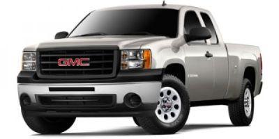 2012 GMC Sierra 1500 Work Truck (Stealth Gray Metallic)