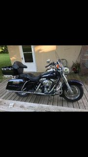 2007 Road King Classic Touring Edition
