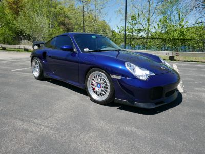 FS: 996 Turbo X50 Coupe *Low Miles *Manual*Immaculate*Lapis Blue