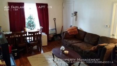 Apartment Rental - 44 Fairlawn Ave