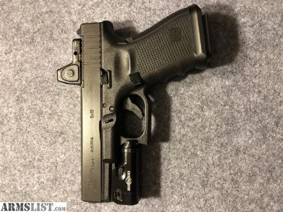 For Trade: Glock 19 MOS with Trijicon RMR