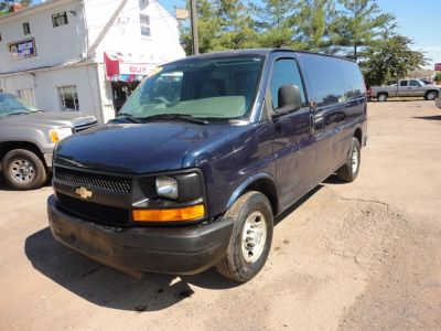 2007 Chevrolet Express 2500 2500 (Dark Blue Metallic)