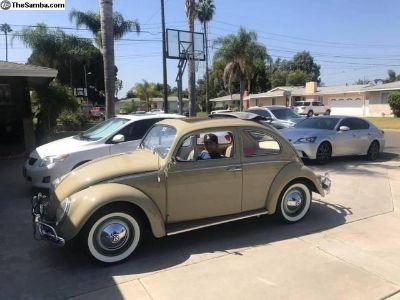 [WTB] 1958 to 1960 euro ragtop beetle