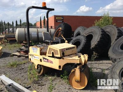 2007 (unverified) Mauldin 1450 Double Drum Roller