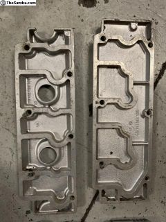 1965 911 Valve Cover Set Upper And Lower