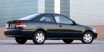 1999 Honda Civic EX (Green)