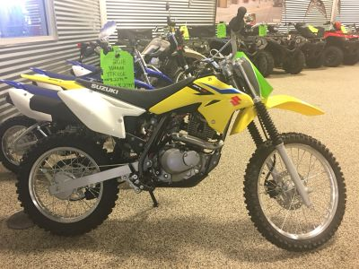 2018 Suzuki DR-Z125L Competition/Off Road Motorcycles Olive Branch, MS