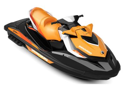 2018 Sea-Doo GTI SE 155 3 Person Watercraft Dickinson, ND
