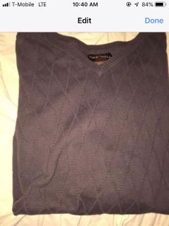 Men s sweater vest