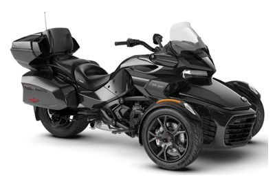 2019 Can-Am Spyder F3 Limited 3 Wheel Motorcycle Zulu, IN
