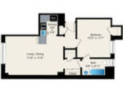 Reside at Belmont Harbor - One BR - Small