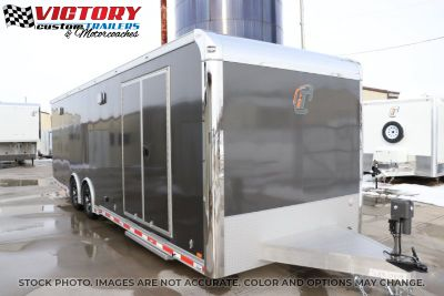 inTech 28' Car Hauler Trailer
