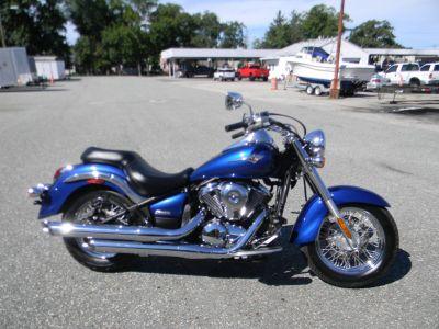 2008 Kawasaki Vulcan 900 Classic Cruiser Motorcycles Springfield, MA