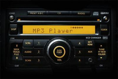 Sell 2009 2010 2011 Nissan Versa AM FM Radio CD Player Unit OEM motorcycle in Braintree, Massachusetts, US, for US $634.88