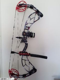 For Sale: Left handed Obsession Fusion 6 compound bow