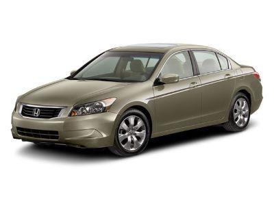2010 Honda Accord EX-L (Green)