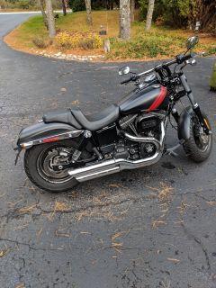 2016 Harley-Davidson FAT BOB DYNA