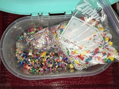 TONS of BEADS