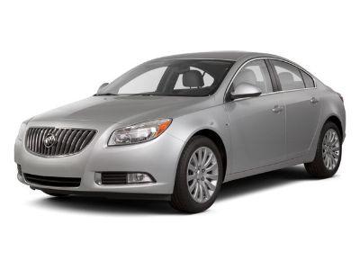 2011 Buick Regal CXL (Quicksilver Metallic)