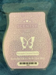 Scentsy (2 bars missing)