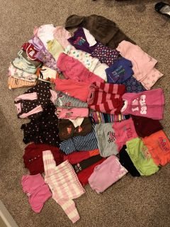 9/12 Month Fall/Winter Girls clothes!