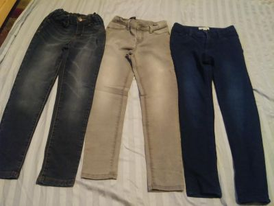 Size 6-6X Skinny Jean/Pant Lot of 3