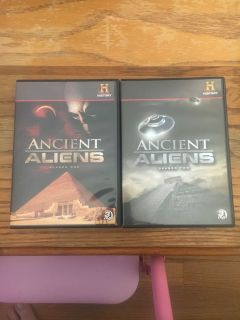 Ancient Aliens Season 1 & 2
