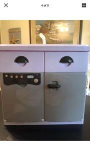"""All- In-One Kitchen for American Girl Dolls or any 18"""" Similar Dolls"""