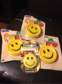vintage smiley face collection 1970's