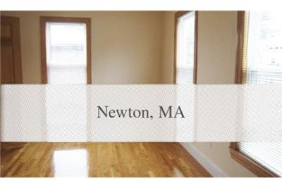 Bright Newton, 2 bedroom, 2 bath for rent