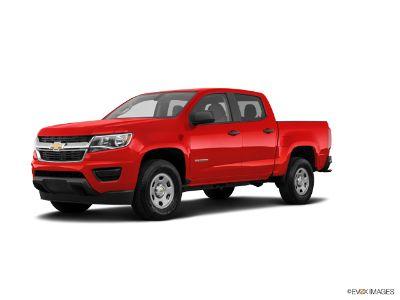 2019 Chevrolet Colorado SHRT BOX CREW CB