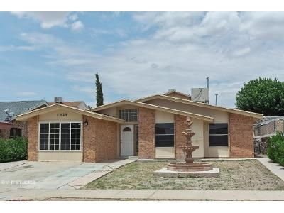 3 Bed 1 Bath Foreclosure Property in El Paso, TX 79936 - Jim Thorpe Dr