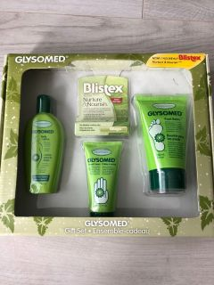Brand New Glysomed Gift Set