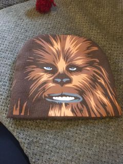 New Star Wars Chewbacca hat one size fits most