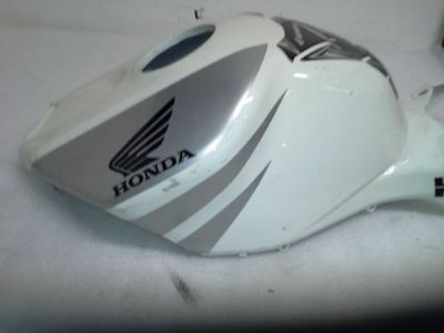 Find 06 07 HONDA CBR 1000 RR GAS FUEL TANK COVER FAIRING PLASTIC COWL, BONE WHITE CBR motorcycle in Kissimmee, Florida, United States, for US $25.99