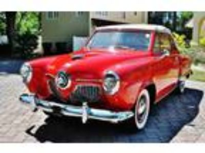 1951 Studebaker Champion Convertible Immaculate Restoration