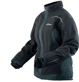 Sell 2013 Klim Women's Allure Parka Snowmobile Gore Tex Jacket Black Small motorcycle in Ashton, Illinois, US, for US $299.99