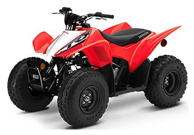 2019 Honda TRX90X Kids ATVs Aurora, IL