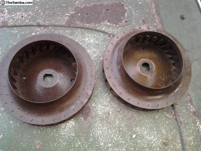 Used German Singleport Cooling Fans
