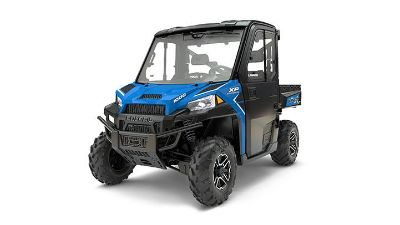 2017 Polaris Ranger XP 1000 EPS Northstar HVAC Edition Side x Side Utility Vehicles Eagle Bend, MN