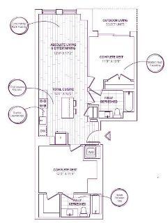 $8070 2 apartment in Arlington