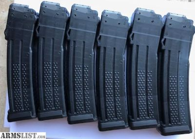 For Sale: Six Sig MPX 20 Round Magazines $30 Each