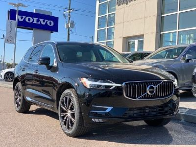 2019 Volvo XC60 (Onyx Black)