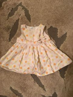 Cherokee baby size 6 Months dress