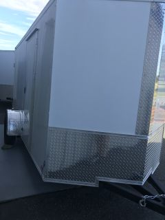 2019 Other 6x12 VNose Enclosed Trailer