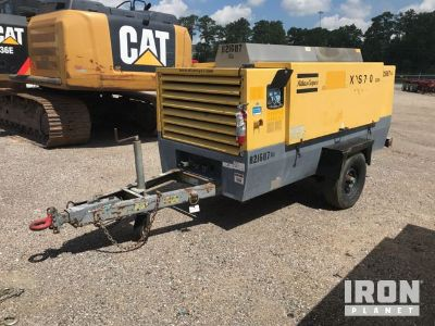 2010 Atlas Copco XAS750CD6 Air Compressor